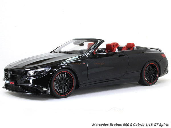 Mercedes Brabus 850 S Cabrio 1:18 GT Spirit scale model car