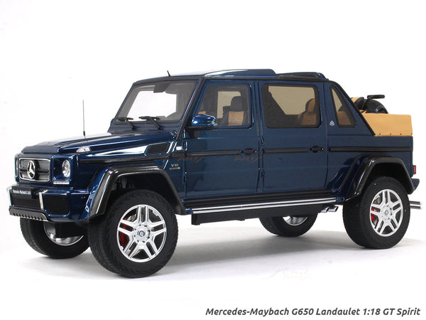 Mercedes-Maybach G650 Landaulet 1:18 GT Spirit scale model car