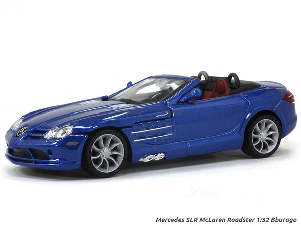 Mercedes SLR McLaren Roadster 1:32 Bburago diecast Scale Model Car