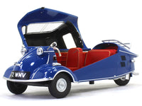 Messerschmitt KR200 blue 1:18 Oxford diecast Scale Model Car