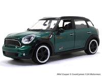 Mini Cooper S Countryman 1:24 Motormax diecast scale model car