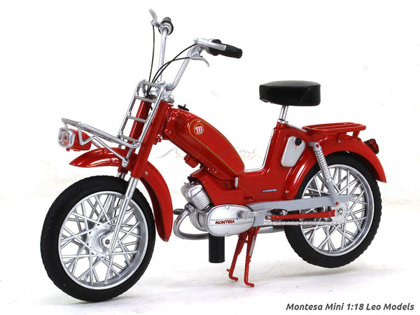 Montesa Mini 1:18 Leo Models diecast scale model bike