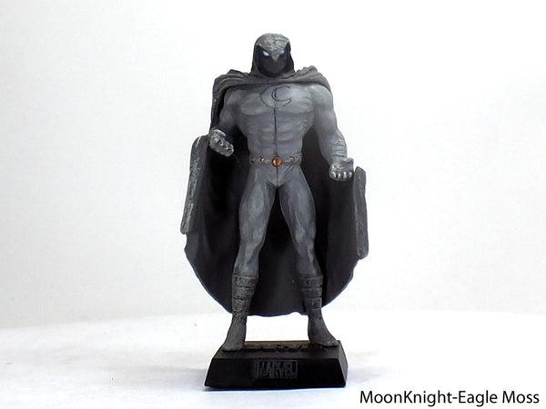 Moon Knight 1:16 Eaglemoss Marvel Avengers