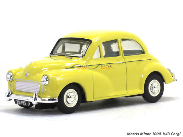 Morris Minor 1000 1:43 Corgi diecast Scale Model Car