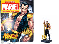 Namor The Sub-Mariner 1:16 Eaglemoss Figurene Marvel Avengers
