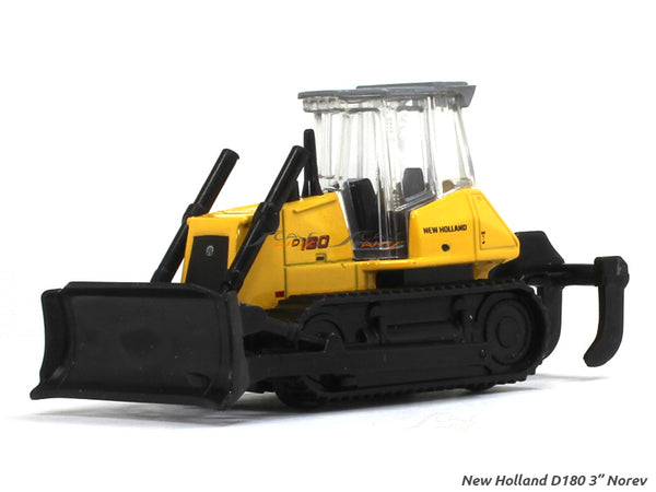 "New Holland D180 1:54 3"" Norev Diecast miniature scale Model"