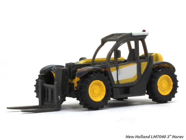 "New Holland LM7040 1:54 3"" Norev Diecast miniature scale Model"