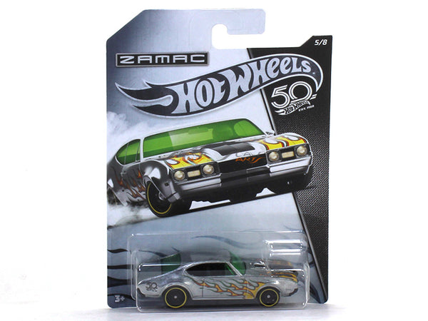 Olds 442 Zamac 1:64 Hotwheels diecast Scale Model car