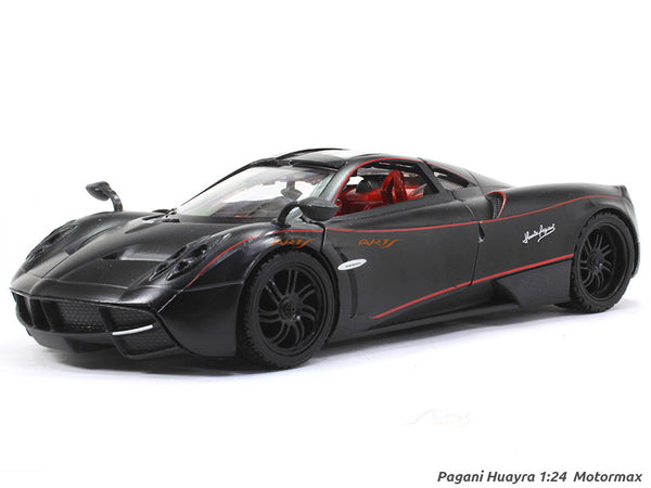 Pagani Huayra 1:24 Motormax diecast scale model car