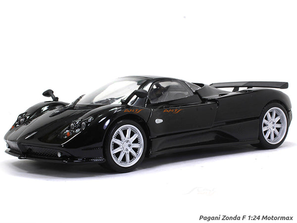 Pagani Zonda F 1:24 Motormax diecast scale model car