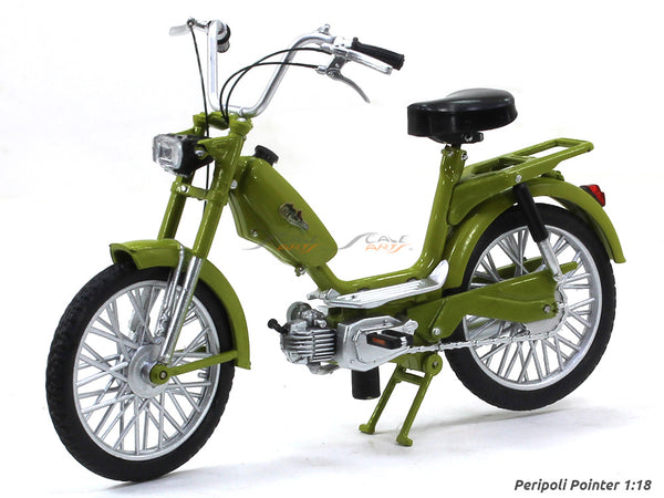 Peripoli Pointer 1:18 Leo Models diecast scale model bike