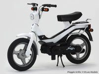 Piaggio Grillo 1:18 Leo Models diecast scale model bike