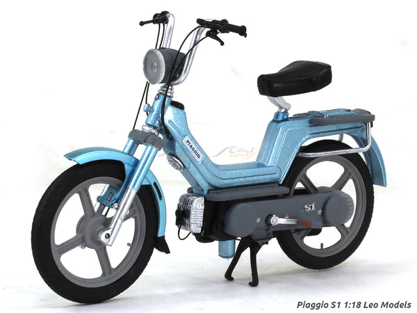 Piaggio S1 1:18 Leo Models diecast scale model bike