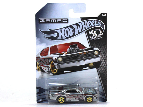 Plymouth Duster Thruster Zamac 1:64 Hotwheels diecast Scale Model car