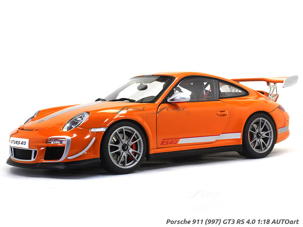 Porsche 911 (997) GT3 RS 4.0 1:18 AUTOart diecast Scale Model Car