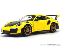 Porsche 911 GT2 RS 1:24 Maisto diecast Scale Model car