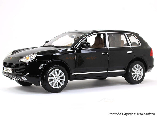 Porsche Cayenne 1:18 Maisto diecast Scale Model car