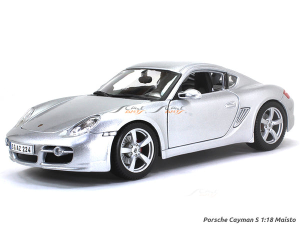 Porsche Cayman S 1:18 Maisto diecast Scale Model car