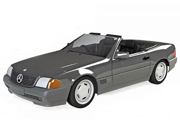 Preorder: 1989 Mercedes-Benz 500 SL R129 1:18 Norev diecast scale model car
