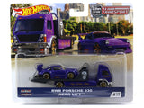 Car Culture Team Transport set of 3 1:64 Hotwheels premium collectible