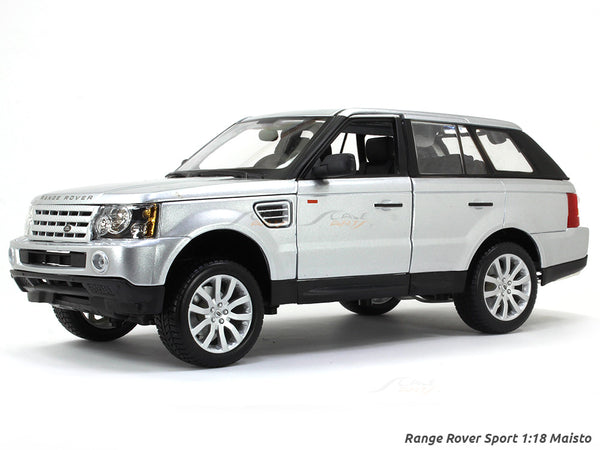 Range Rover Sport 1:18 Maisto diecast Scale Model car