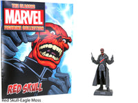 Red Skull 1:16 Eaglemoss Figurene Marvel Avengers