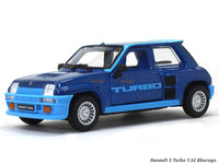 Renault 5 Turbo 1:32 Bburago diecast Scale Model Car