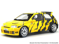 Renault Clio Maxi Presentation 1:18 Ottomobile scale model car
