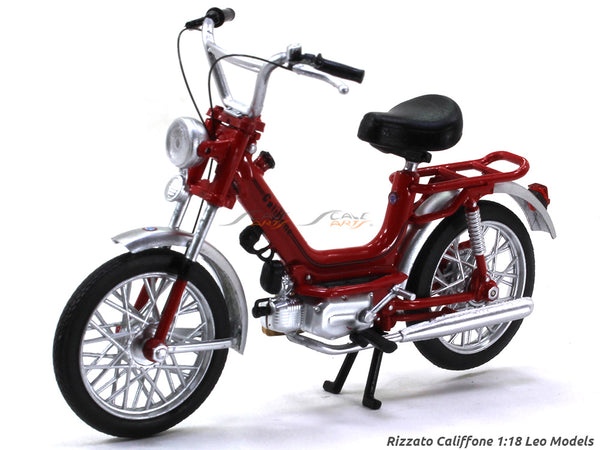 Rizzato Califfone 1:18 Leo Models diecast scale model bike