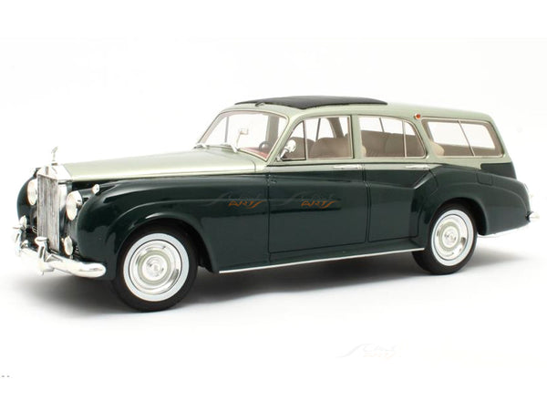 Prebook : 1959 Rolls-Royce Harold Radford SC Estate 1:18 Cult scale models car