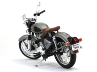 Royal Enfield Classic 500 Desert Storm 1:12 Maisto diecast Scale Model bike