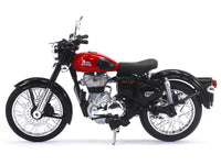 Royal Enfield Classic 350 red 1:12 Maisto diecast Scale Model bike