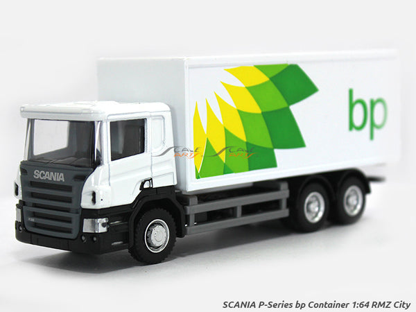 Scania P Series bp 1:64 RMZ City diecast Scale Model Truck