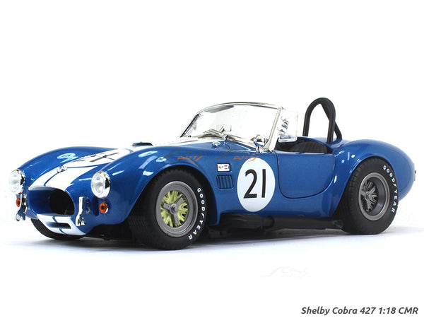 Shelby Cobra 427 1:18 CMR diecast scale model car