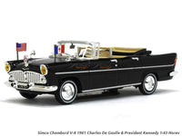 Simca Chambord V8 1961 1:43 Norev diecast Scale Model Car