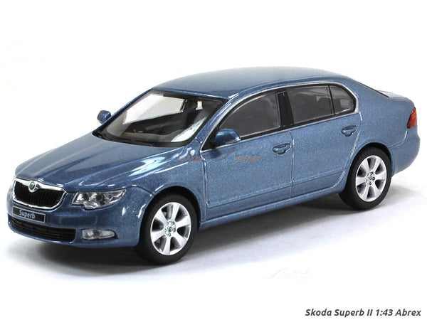 Skoda Superb II 1:43 Abrex diecast Scale Model Car