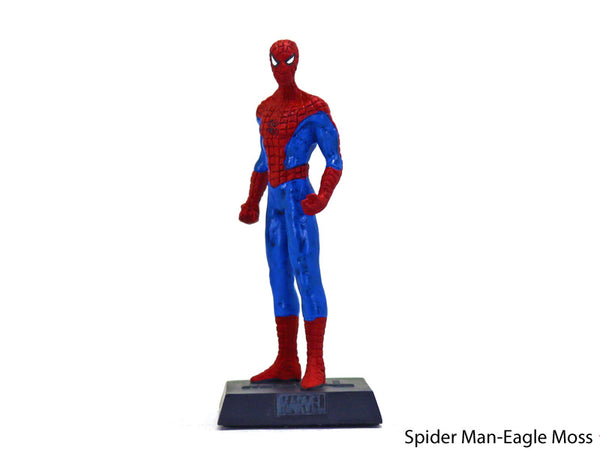 The Amazing Spiderman 1:16 Eaglemoss Figurene Marvel Avengers