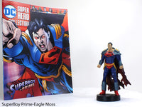 Superboy Prime 1:16 Eaglemoss Figurine DC Super Hero Collection