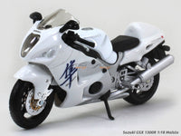 Suzuki GSX 1300R 1:18 Maisto diecast scale model bike