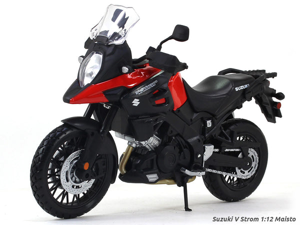 Suzuki V Strom 1:12 Maisto diecast Scale Model bike