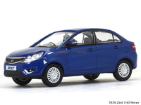 Tata Zest blue 1:43 Norev diecast Scale Model Car