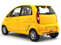 Tata Nano yellow 1:18 Norev diecast scale model car