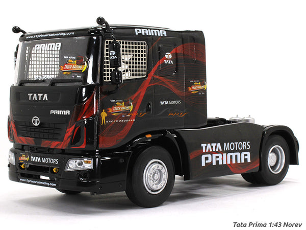 Tata Prima 1:43 diecast scale model indian truck