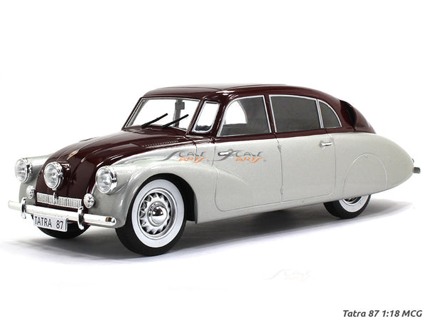 Tatra 87 1:18 MCG diecast Scale Model Car