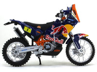 Team Red Bull KTM 450 Dakar Rally 1:18 Maisto diecast scale model bike