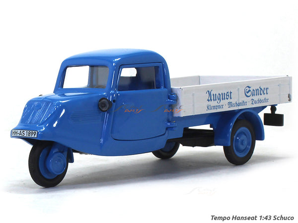 Tempo Hanseat 1:43 Schuco diecast Scale Model Car