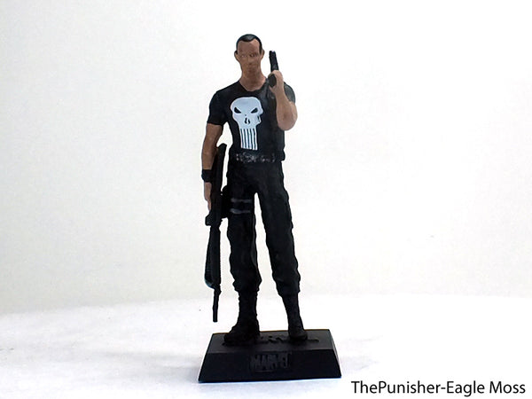 The Punisher 1:16 Eaglemoss Figurine Marvel Avengers