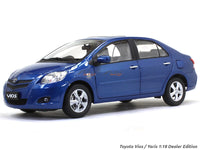 Toyota Vios Yaris  1:18 Dealer Edition diecast Scale Model Car
