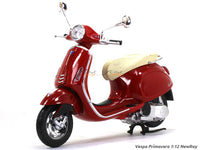 Vespa Primavera red 1:12 NewRay scale model bike
