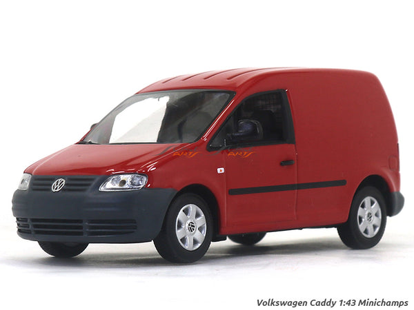 Volkswagen Caddy 1:43 Minichamps diecast Scale Model Car